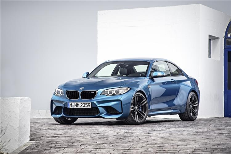 BMW M2 M2 Competition 2dr