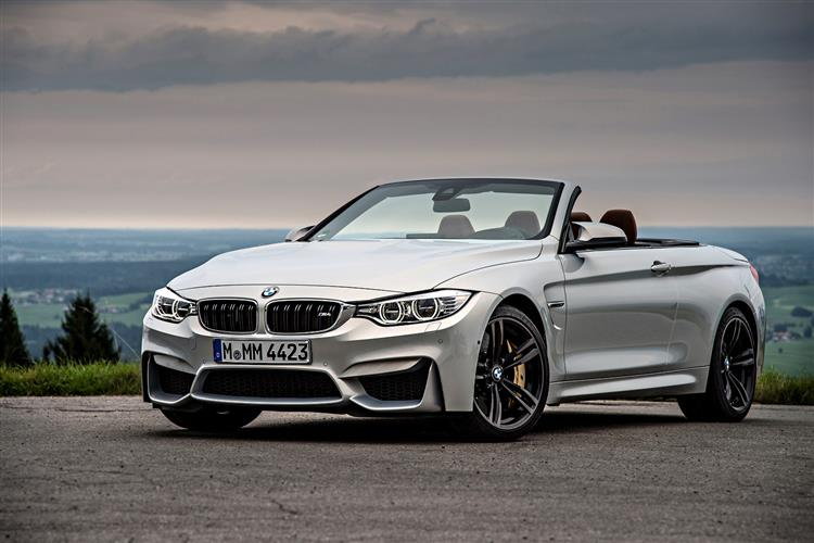 BMW M4 M4 2dr DCT [Competition Pack]