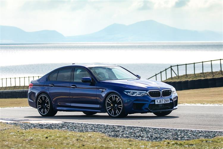 BMW M5 M5 4dr DCT