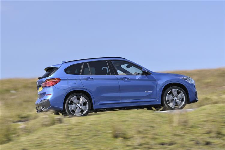 BMW X1 xDrive 25e M Sport 5dr Auto