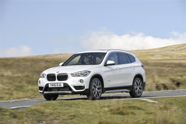 bmw x1 finance and leasing deals - leaseplan