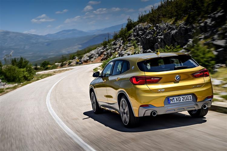 BMW X2 sDrive 20i M Sport 5dr Step Auto