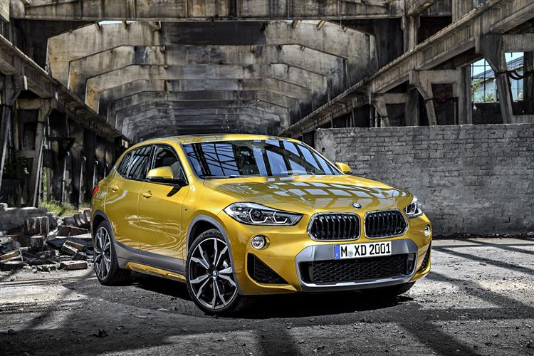 BMW X2 sDrive 18i SE 5dr
