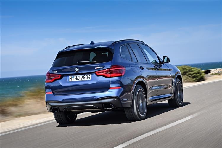 BMW X3 xDrive30d M Sport 5dr Step Auto [Tech/Plus Pack]