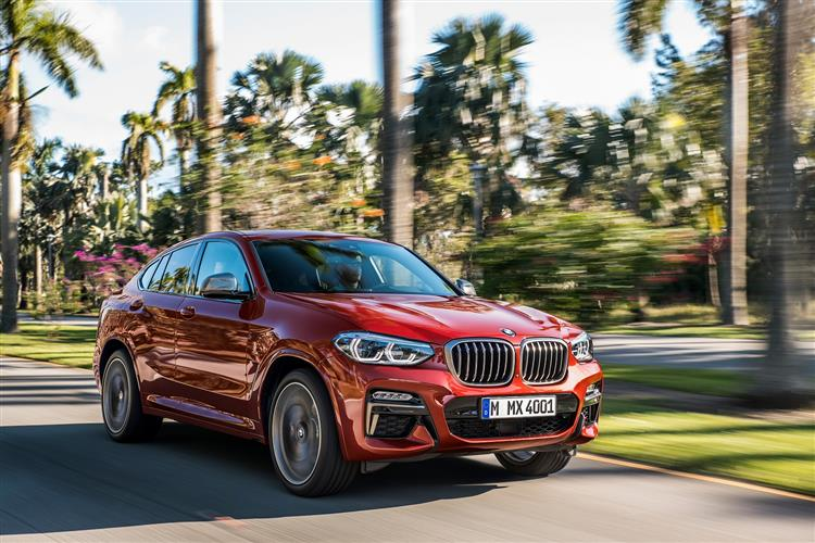 BMW X4 xDrive M40i 5dr Step Auto