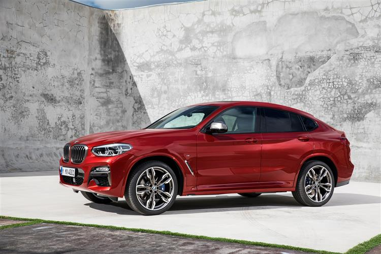 BMW X4 xDrive M40d 5dr Step Auto