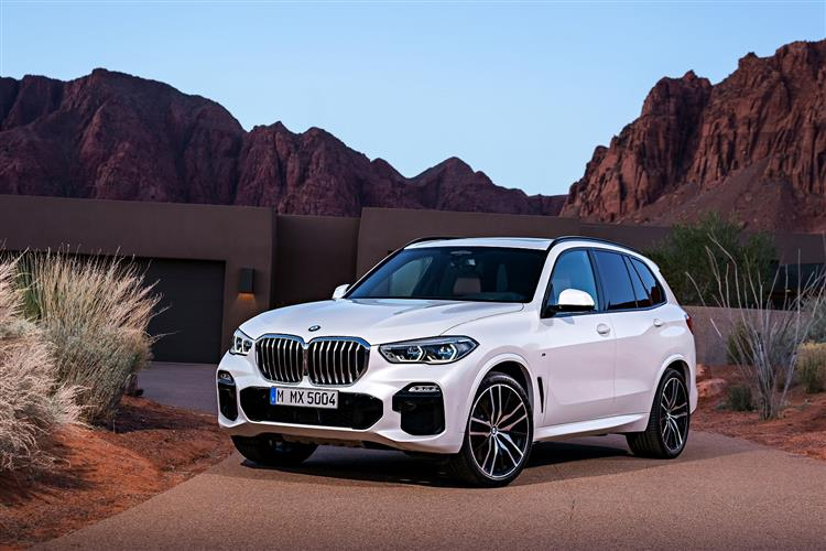 BMW X5 xDrive30d xLine 5dr Auto Leasing Deals - Plan Car Leasing