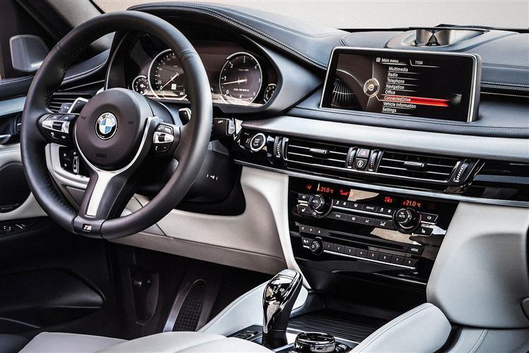 BMW X6 xDrive M50d 5dr Auto