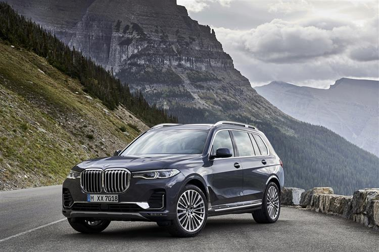 Bmw X7 Finance And Leasing Deals Leaseplan