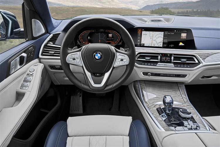 BMW X7 xDrive30d M Sport 5dr Step Auto
