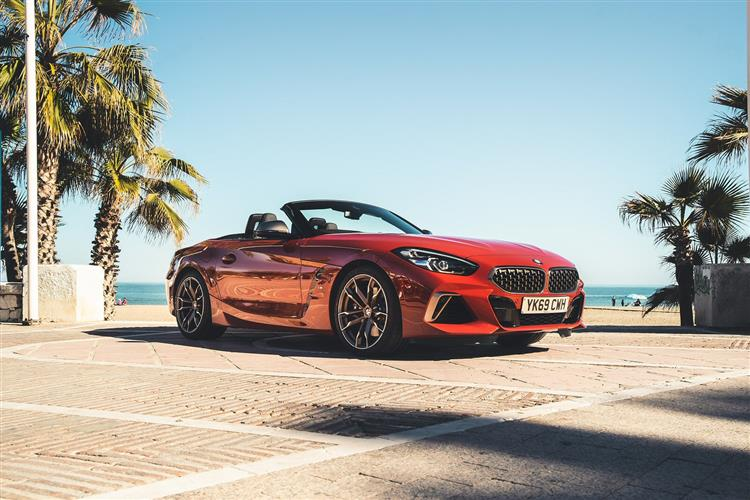 BMW Z4 sDrive M40i 2dr Auto [Tech Pack]
