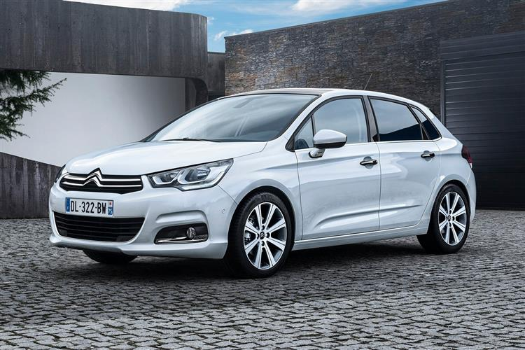 New Citroen C4 review