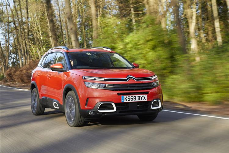 Citroen C5 AIRCROSS 1.5 BlueHDi 130 Flair 5dr