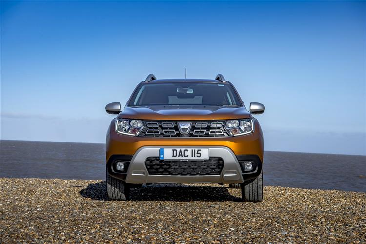 Dacia DUSTER 1.0 TCe 100 Access 5dr