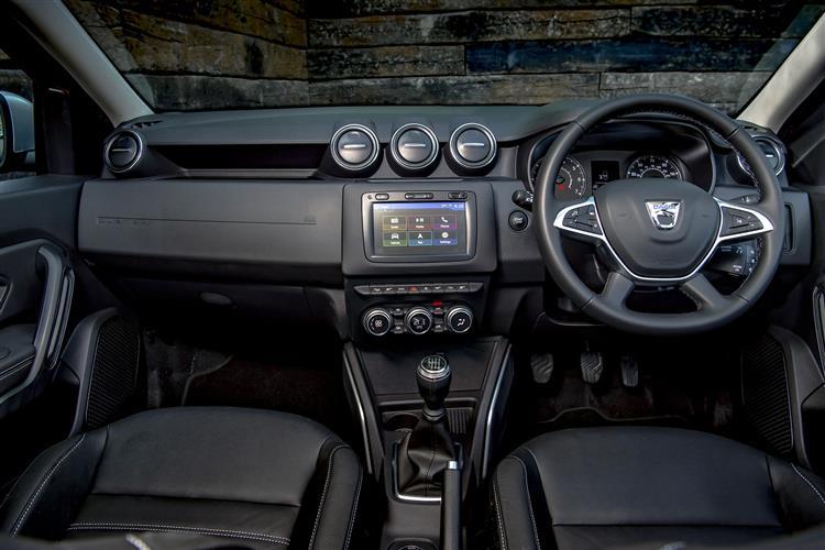 Dacia DUSTER 1.5 Blue dCi Prestige 5dr 4X4