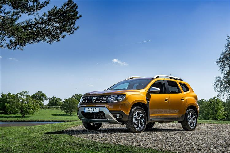 Dacia Duster 1 0 TCe 100 Comfort 5dr