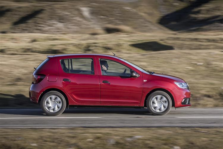 Dacia SANDERO STEPWAY 1.0 SCe Essential 5dr