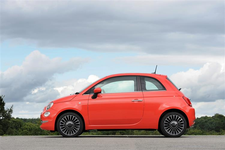 Fiat 500 1.2 Pop 3dr Dualogic