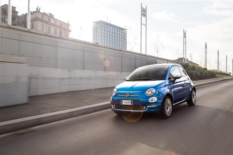 Fiat 500 1.0 Mild Hybrid Launch Edition 3dr