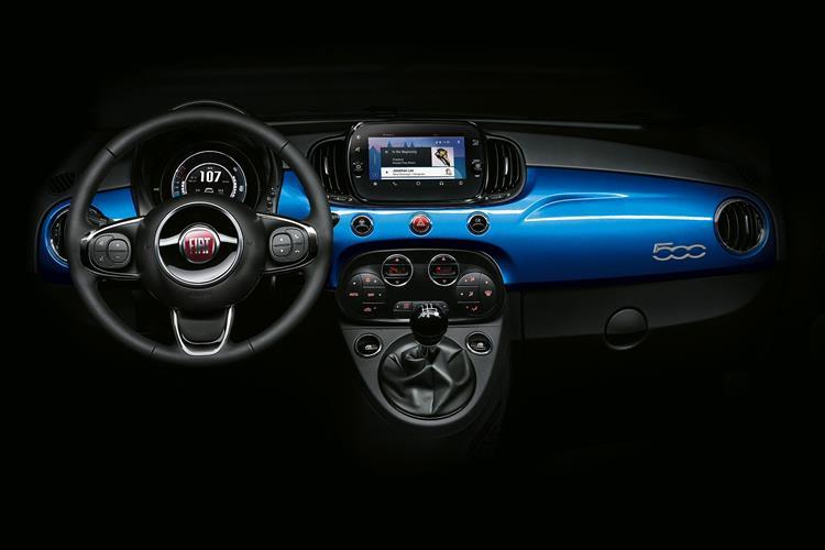 Fiat 500 1.0 Mild Hybrid Pop 3dr