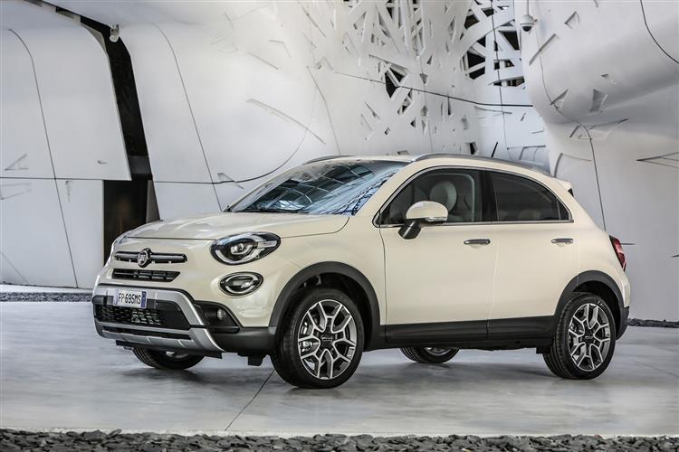 Fiat 500X 1.3 City Cross 5dr DCT Leasing Deals Plan Car