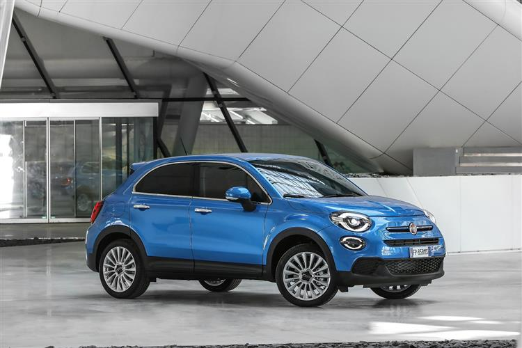fiat 500x finance and leasing deals - leaseplan