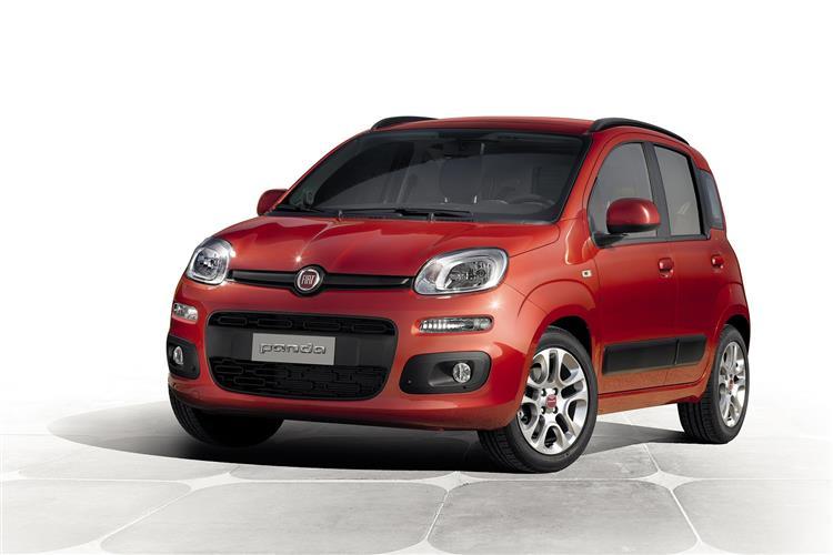 Fiat PANDA 1.2 Pop 5dr