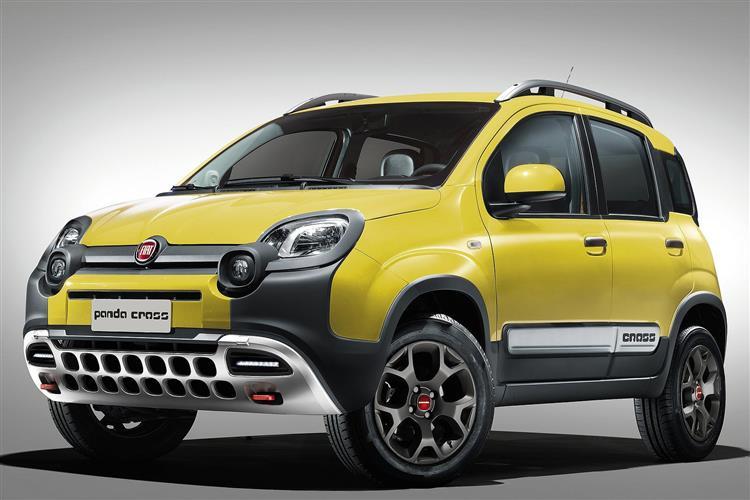 Fiat PANDA 1.0 Mild Hybrid Launch Edition 5dr