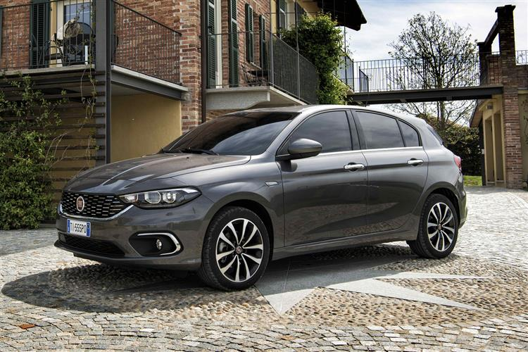 Fiat TIPO 1.4 Mirror More 5dr