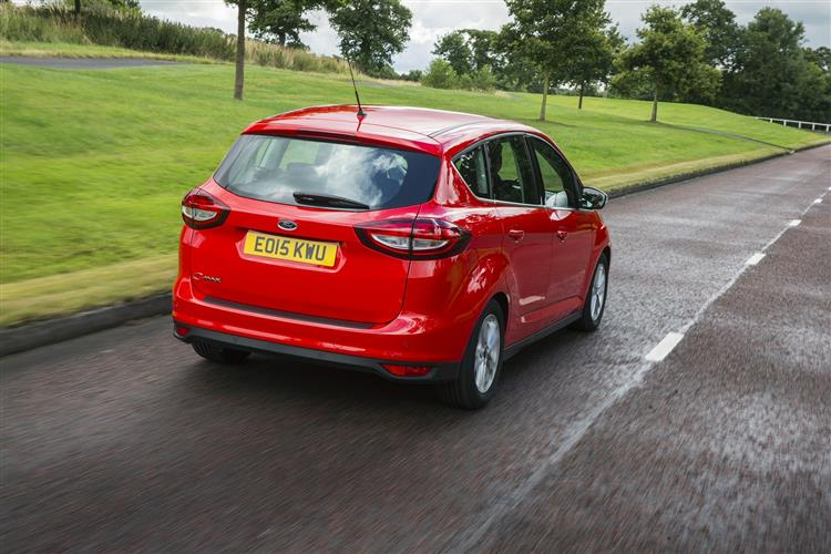 Ford C-MAX 1.5 EcoBoost Zetec 5dr Powershift
