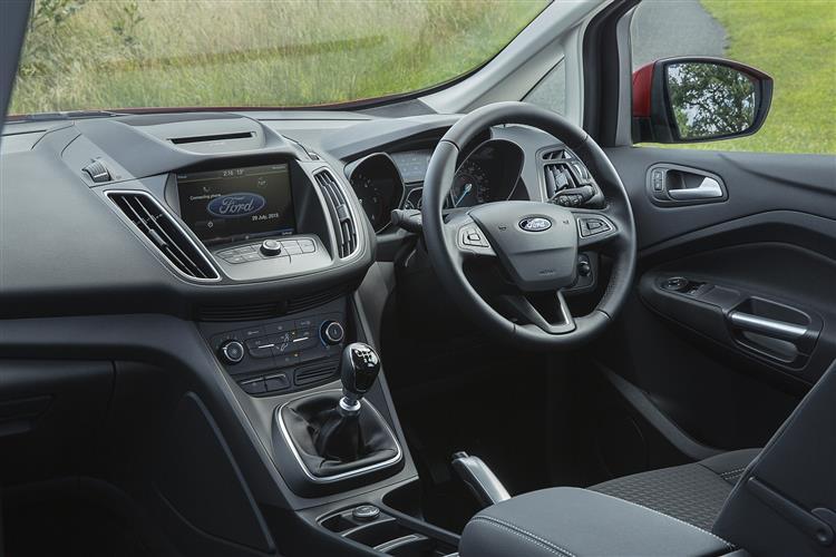 Ford C-MAX 1.5 TDCi Zetec 5dr