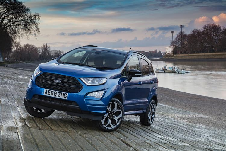 Ford ECOSPORT 1.5 TDCi 125 Titanium [Lux Pack] 5dr AWD