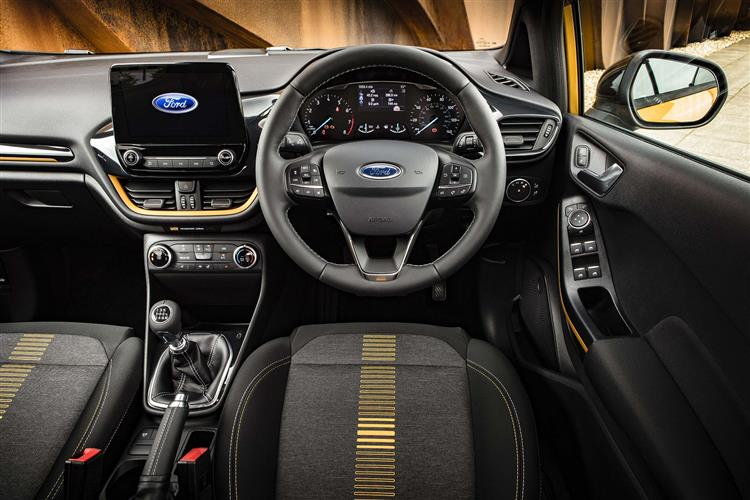 Ford FIESTA 1.0 EcoBoost 125 ST-Line X Edition 3dr