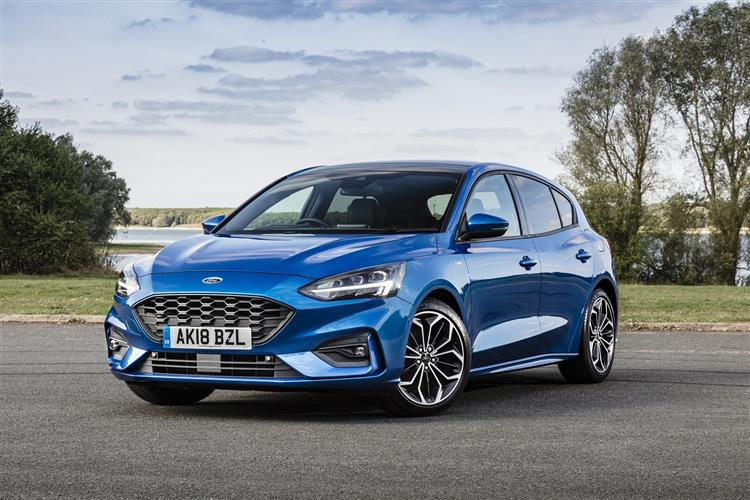 Ford FOCUS 1.0 EcoBoost 85 Style 5dr