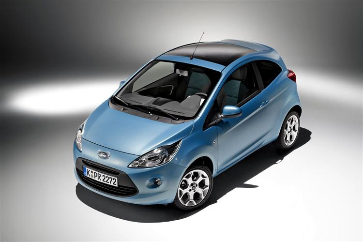 Overall The Second Generation Ford Ka