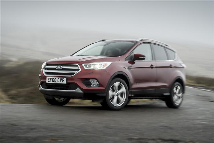ford kuga owners manual