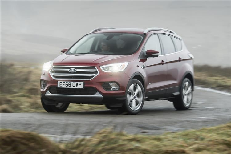 Ford KUGA 1.5 EcoBoost ST-Line Edition 5dr 2WD