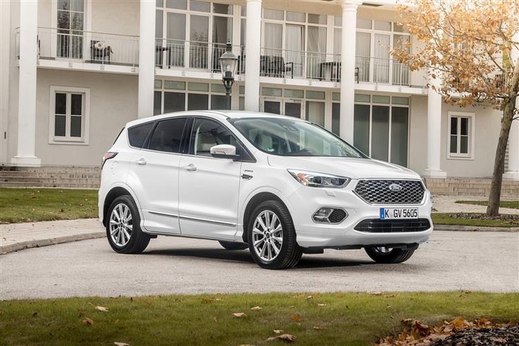 Ford KUGA VIGNALE 1.5 EcoBoost 150 5dr Auto 2WD