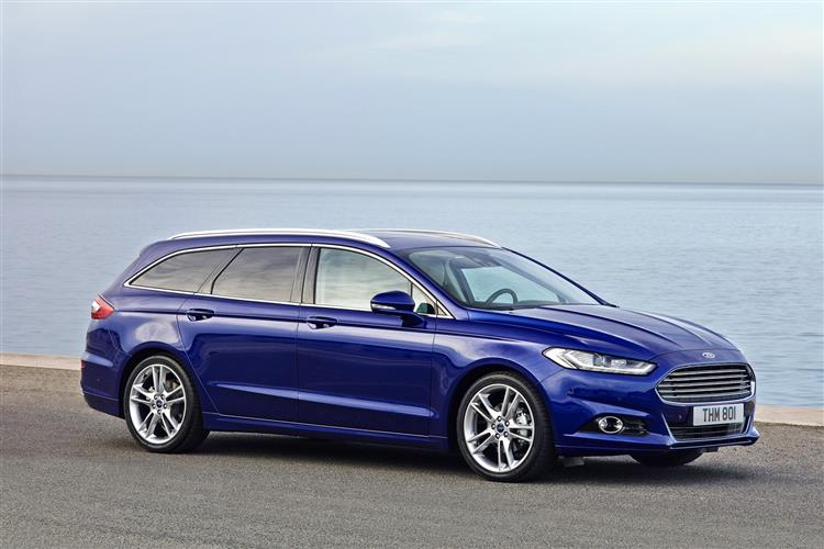 Ford MONDEO 2.0 EcoBlue 190 ST-Line Ed [Lux] 5dr Powershft AWD