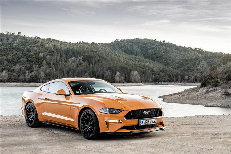 Ford MUSTANG 2.3 EcoBoost [Custom Pack 2] 2dr