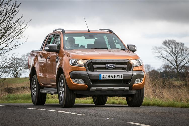 Ford RANGER Pick Up Double Cab Wildtrak 3.2 TDCi 200 Auto