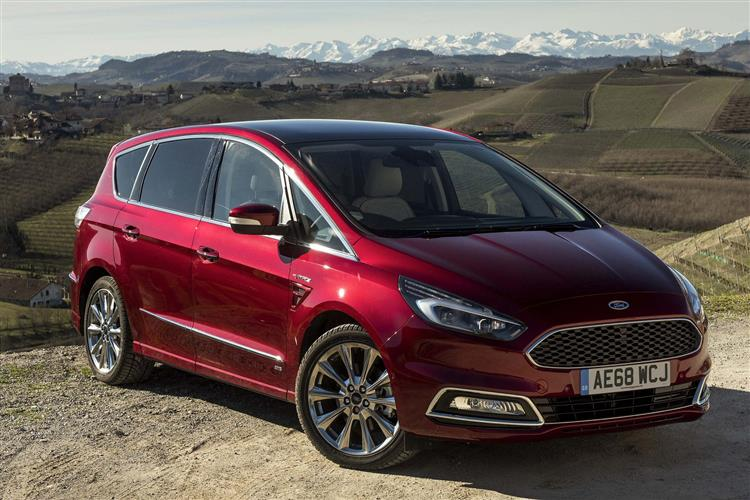 Ford S-MAX 1.5 EcoBoost 165 Zetec 5dr