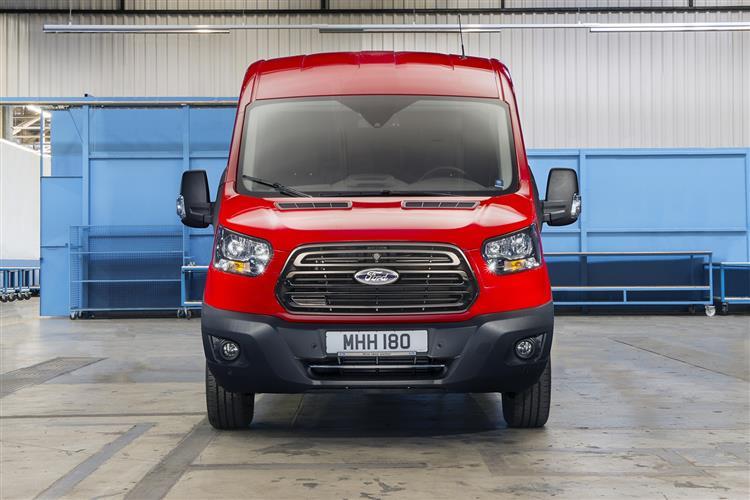 0249cd6325 Ford TRANSIT 2.0 TDCi 170ps H3 Trend Van Leasing Deals - Plan Car ...
