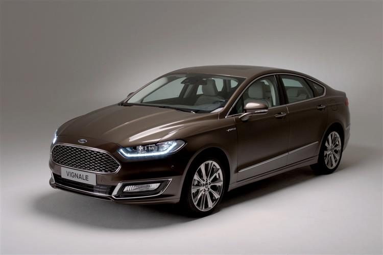 Ford MONDEO VIGNALE 2.0 TDCi 5dr