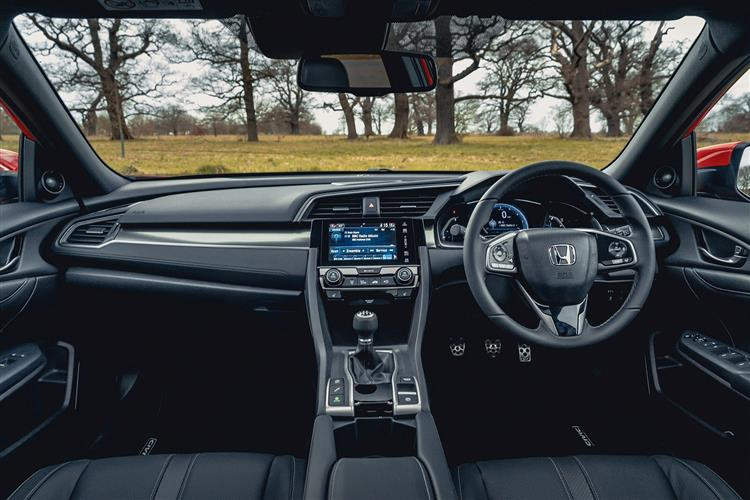 Honda CIVIC 2.0 VTEC Turbo Type R 5dr