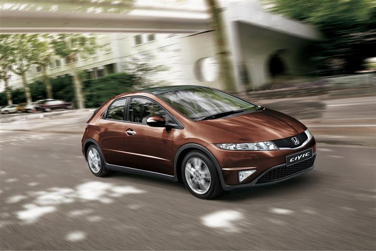 New Honda Civic (2010 - 2011) review