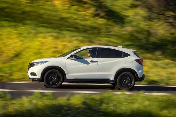 New Honda HR-V review