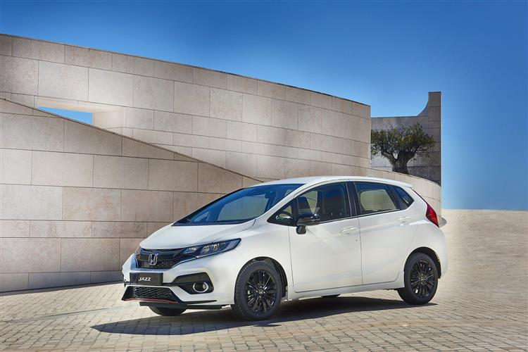 New Honda Jazz review