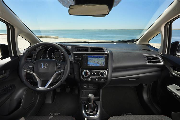 Honda JAZZ 1.3 i-VTEC S 5dr