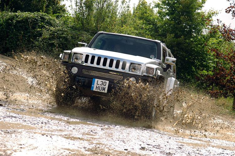 New Hummer H3 (2007 - 2010) review